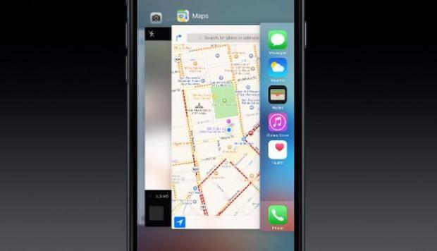 Apple quitará del iPhone una función del 3D Touch