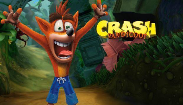 Crash Bandicoot N. Sane Trilogy llega a las tiendas