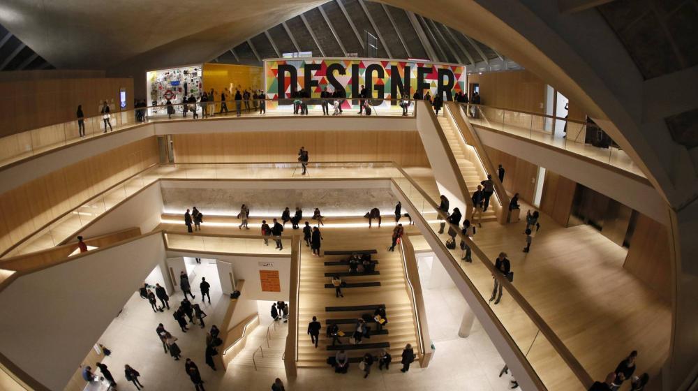 Una 'catedral' para el diseño