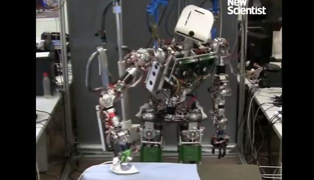 YouTube: el futuro de los quehaceres domésticos está en la robótica