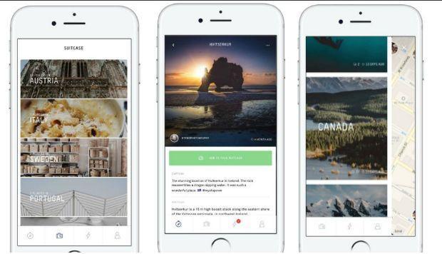 Sherpa, la app que convierte a Instagram en tu guía de viajes