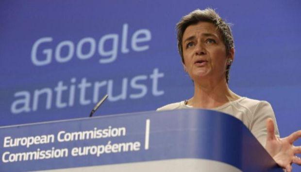 Google enfrenta millonaria multa en Europa por supuesto monopolio