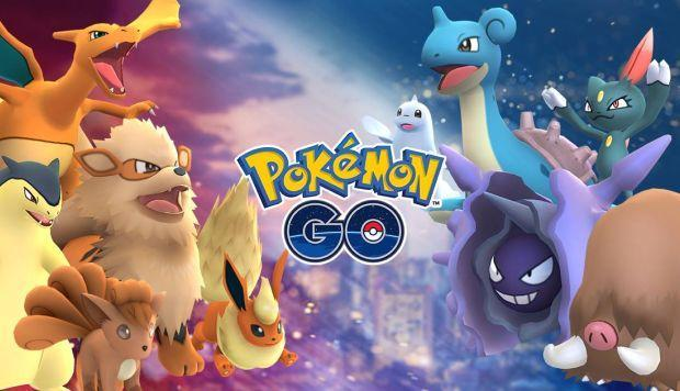 Pokémon Go lanza nuevo evento destinado a los pokémones de fuego y hielo