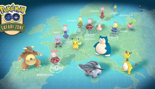 Pokémon Go: estos son los eventos oficiales que lanzará en los próximos días