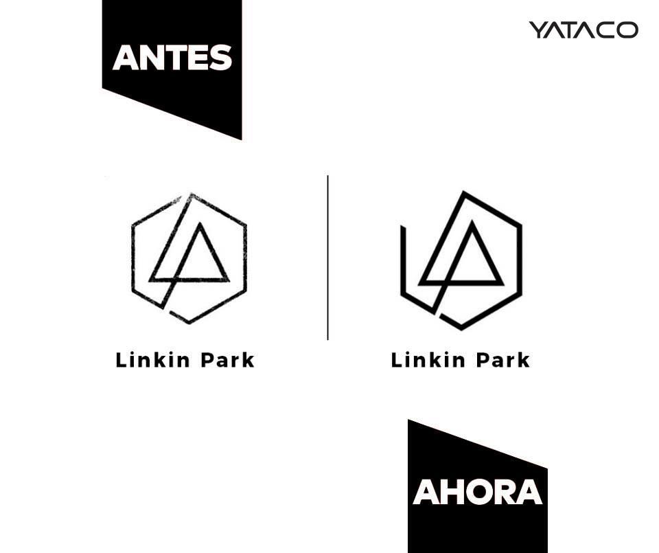 Linkin Park presenta nuevo logotipo en memoria de Chester Bennington