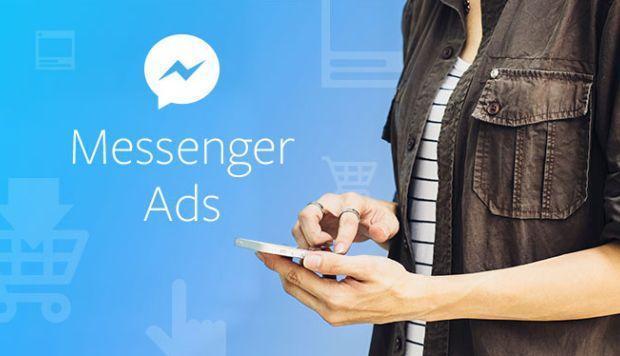 Facebook lanzó plan para vender anuncios en Messenger a empresas
