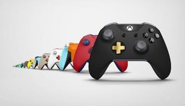 E3: dale vuelo a tu creatividad y diseña tu propio control para el Xbox One X