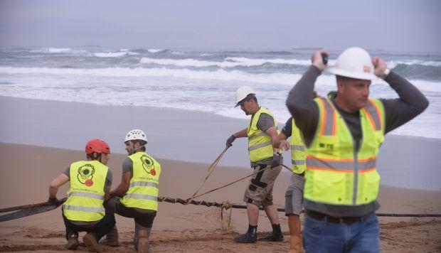 Inicia el despliegue del cable submarino transatlántico construido por Facebook y Microsoft