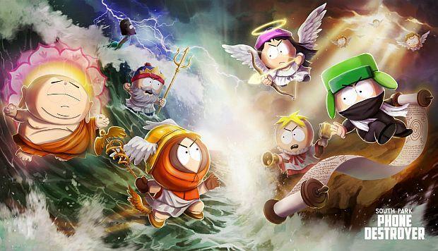 E3: South Park da el gran paso a los smartphones con un nuevo juego