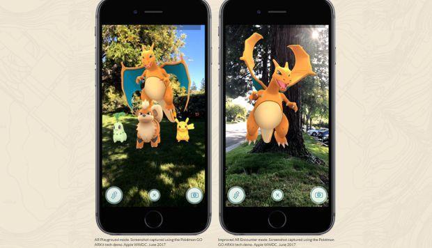 Pokémon Go: esta mejora traería su próxima actualización