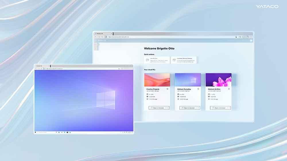 Windows 365 precio y disponibilidad del PC virtual