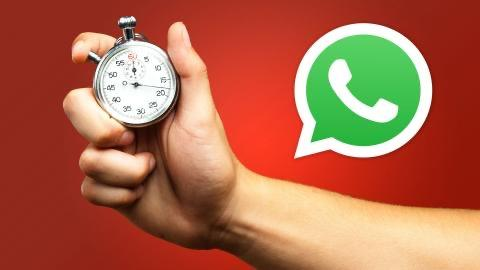 WhastApp te avisará cuando recibas una imagen o vídeo que se autodestruye
