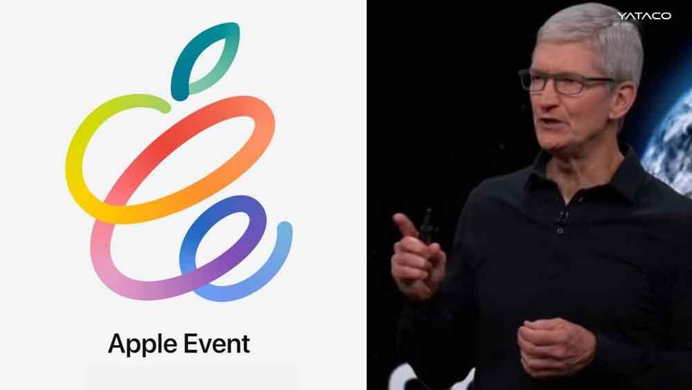 Apple confirma su keynote para el 20 abril