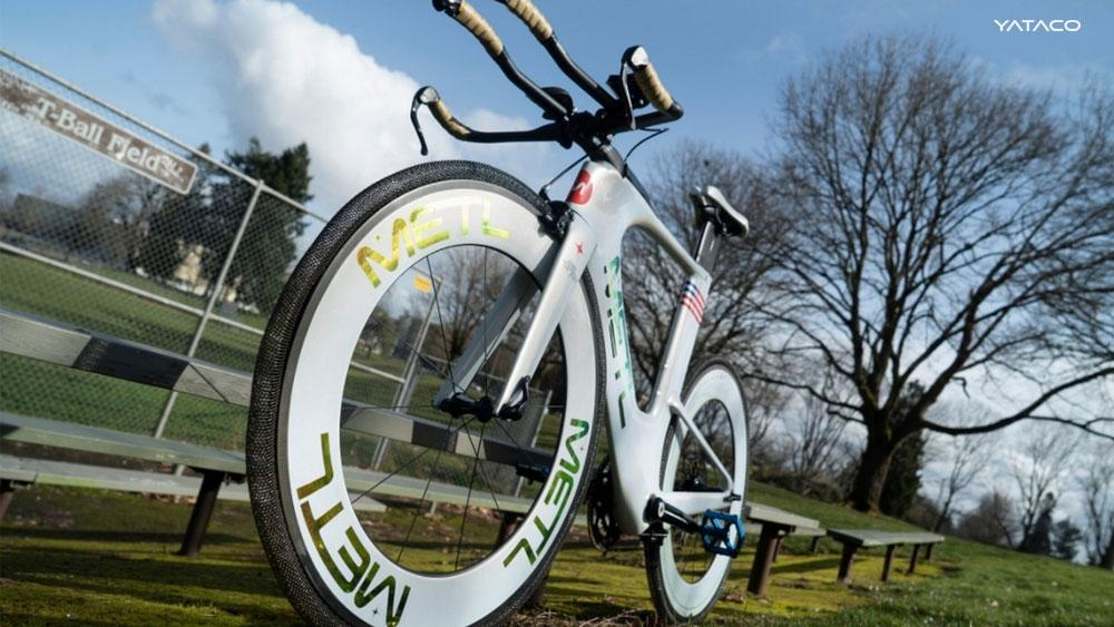 Smart Tire Company ha anunciado que comercializará ruedas de bicicleta sin aire con tecnología de la NASA