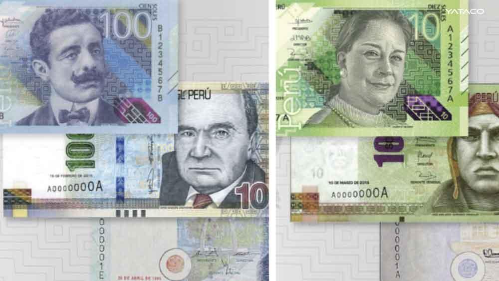 Chabuca Granda y Pedro Paulet: as� son los nuevos billetes de S/ 10 y S/ 100