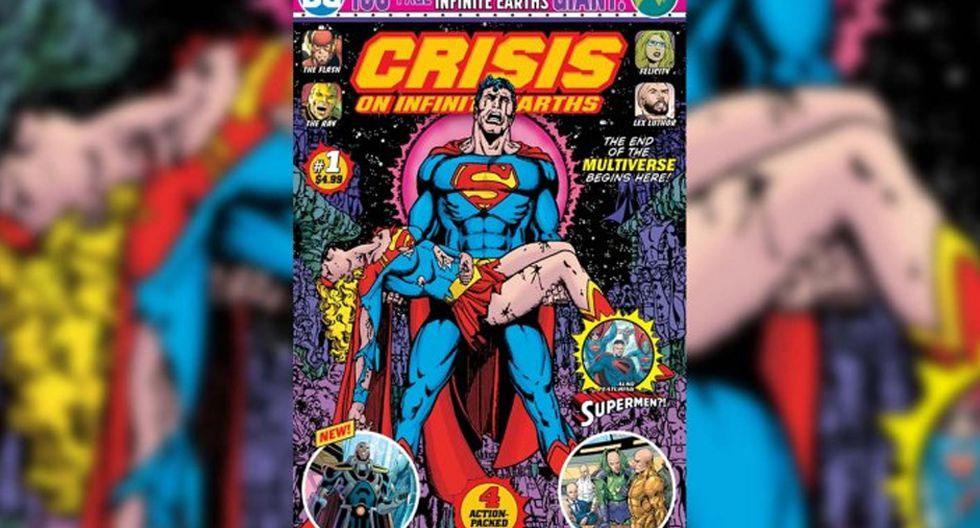 La crisis que podría desaparecer DC Comics