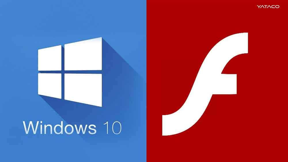 Microsoft eliminará este invierno todo rastro de Flash en Windows