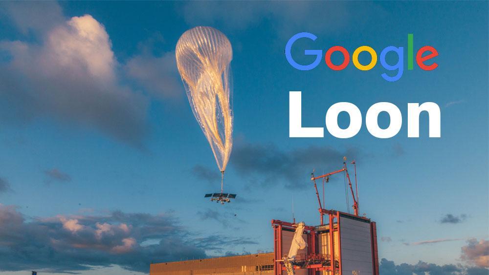 Google cierra Loon, su proyecto de globos para ofrecer internet en áreas rurales