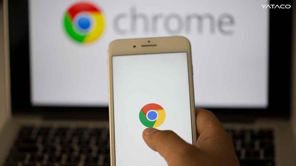 Actualización de Google Chrome 2021