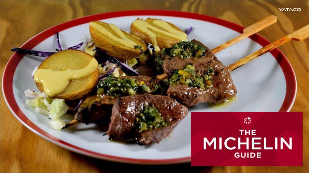 Nuevo triunfo de la gastronomía peruana CHICHA dentro del prestigioso Guide Michelin