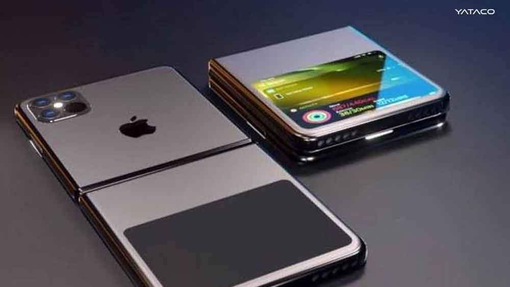 Apple trabaja en un iPhone plegable que se lanzará en 2023