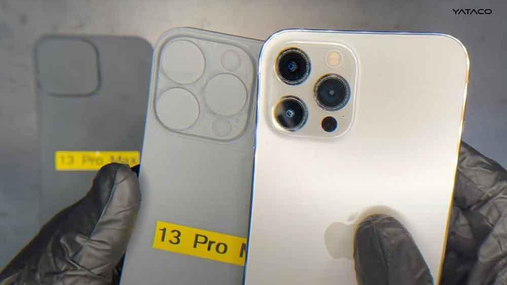 iPhone 13 se filtra en renders con cambios importantes