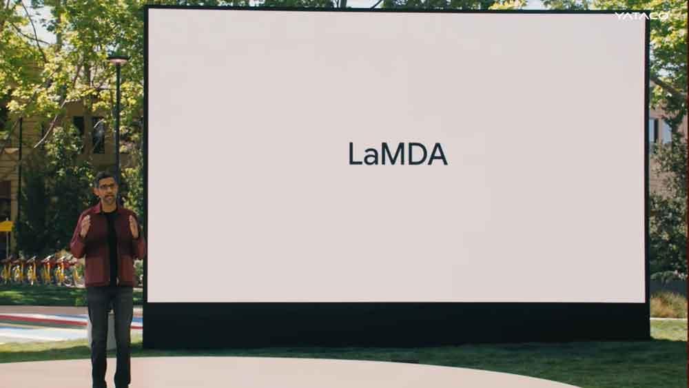 LaMDA la nueva tecnología de Google en conversaciones