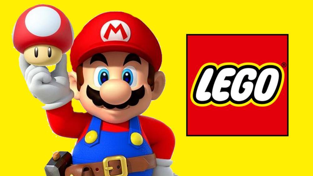 Nintendo anuncia colaboración entre Super Mario y Lego