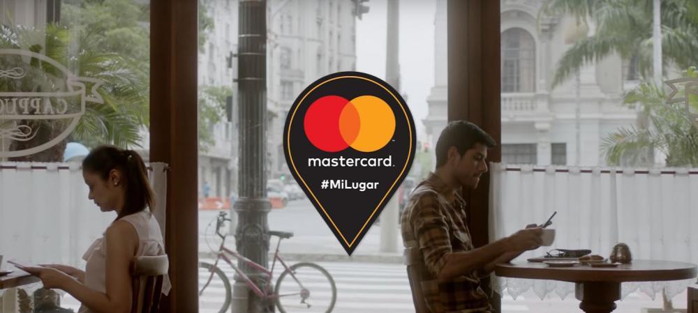"""Mastercard lanza su nueva campaña """"Mi Lugar"""""""