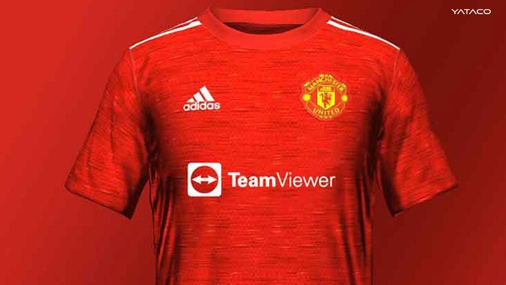 TeamViewer patrocinará la camiseta del Manchester United durante cinco años