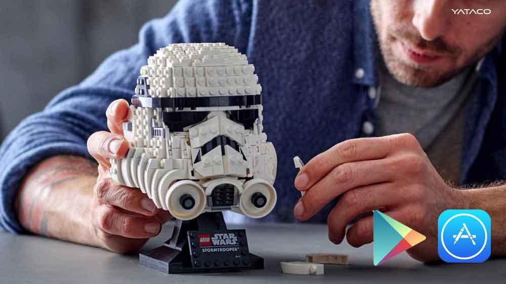 Mira lo que hace esta App con las piezas de LEGO
