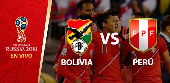 Perú – Bolivia: El partido en marcas y cifras