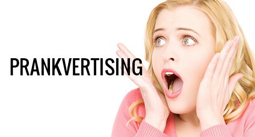 Prankvertising, publicidad de terror