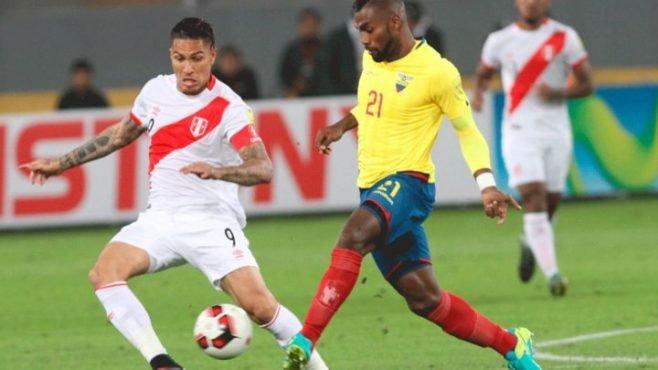 Perú vs Ecuador: El partido de las marcas