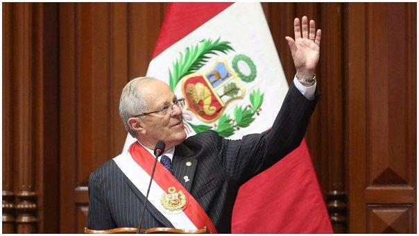 Fiestas Patrias: Pedro Pablo Kuczynski abandona el Congreso tras su Mensaje a la Nación