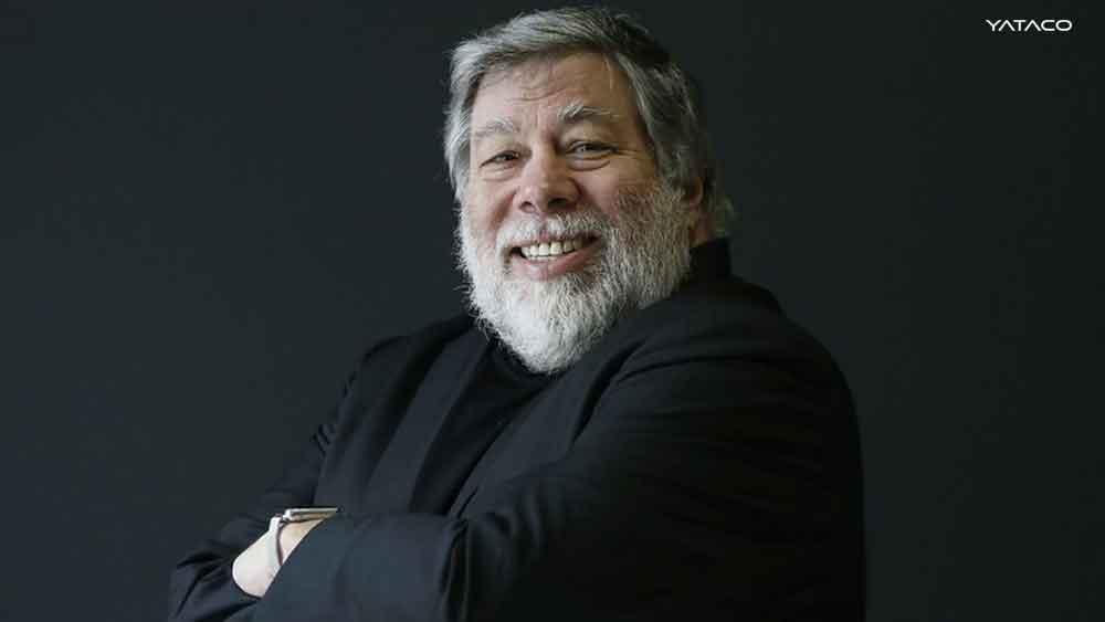 Cofundador de Apple, Steve Wozniak lanza de su propia compañía aeroespacial