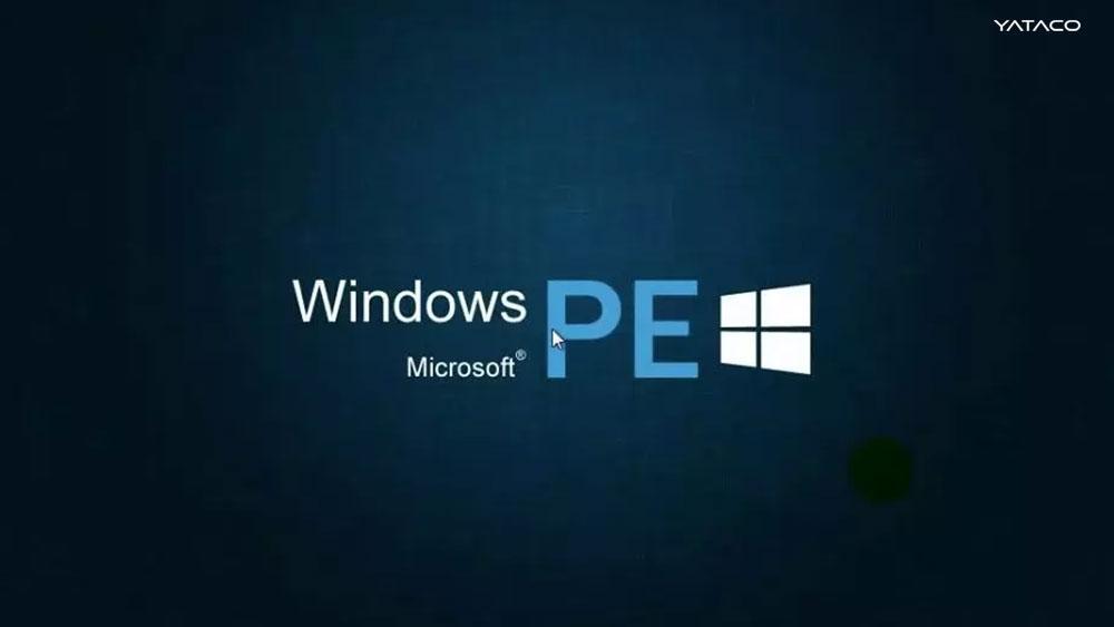 Windows PE  la nueva solución a tus problemas con tu laptop o pc
